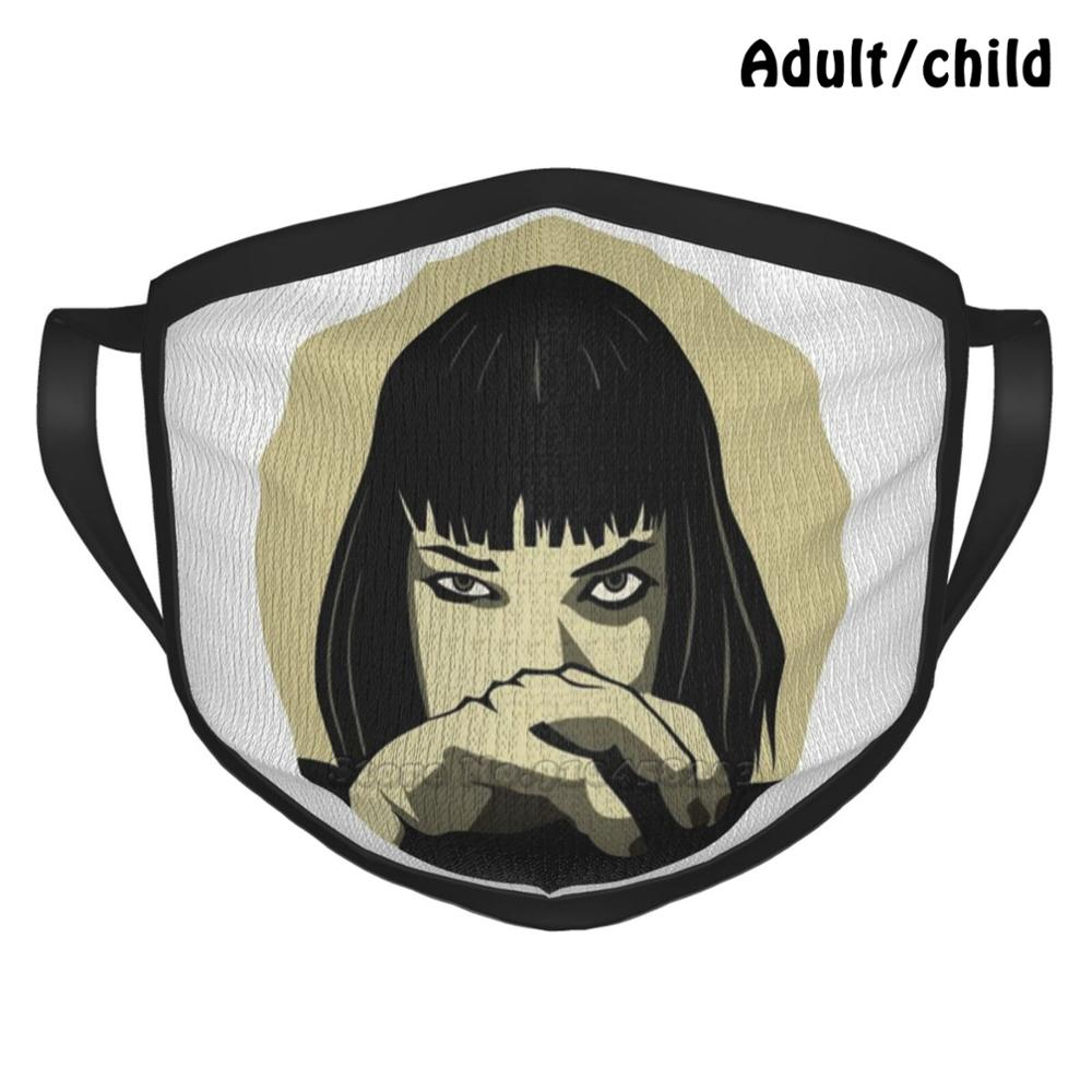 pulp-fiction-custom-design-face-mask-for-adult-kids-anti-dust-violent-times-pulp-fiction-hollywood-quentin-tarantino-john