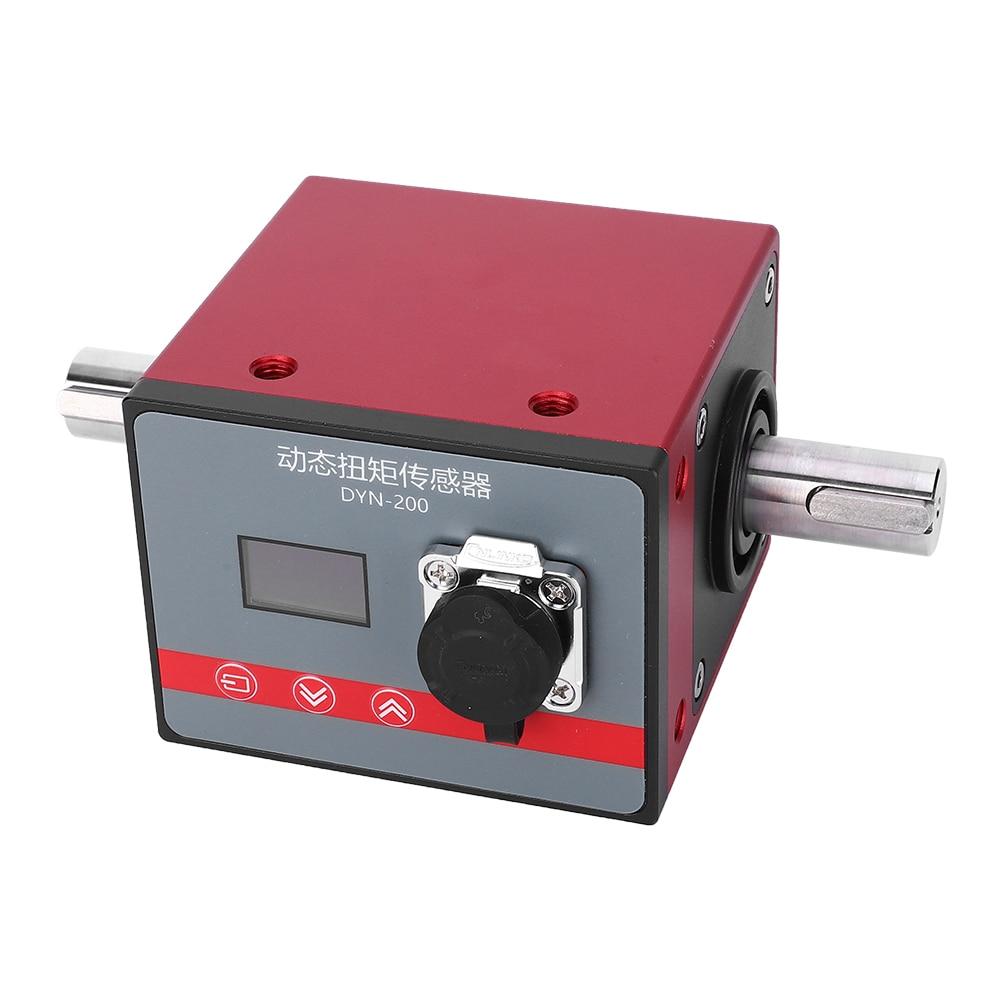 Motor Speed Controller DYN-200 30N.M Dynamische Torsion Sensor Motor Speed Meter Power Messung Tester