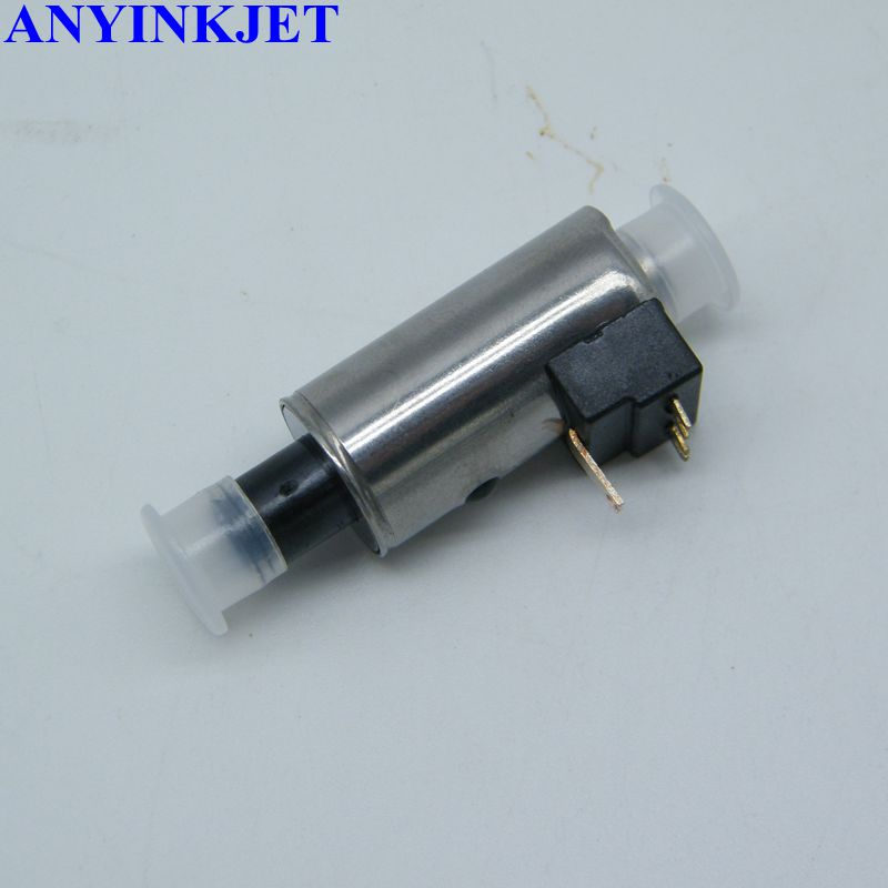 Para imaje s4 s8 válvula solenóide enm5044 s8 eletro válvula coaxial kit enm5044 para imaje s4 s8 9040 série impressora a jato de tinta