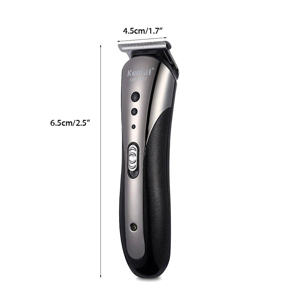 3in1 Kemel Moustache Trimer Kamei Beard Rasor Kmei Whisker Cutter Remove Nose Hair Trimmer Keimei Nasal Epilator Kimei Sideburns enlarge