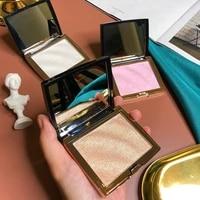 shimmer highlighter powder palette face contouring makeup highlight face bronzer highlighter brighten skin make up concealer