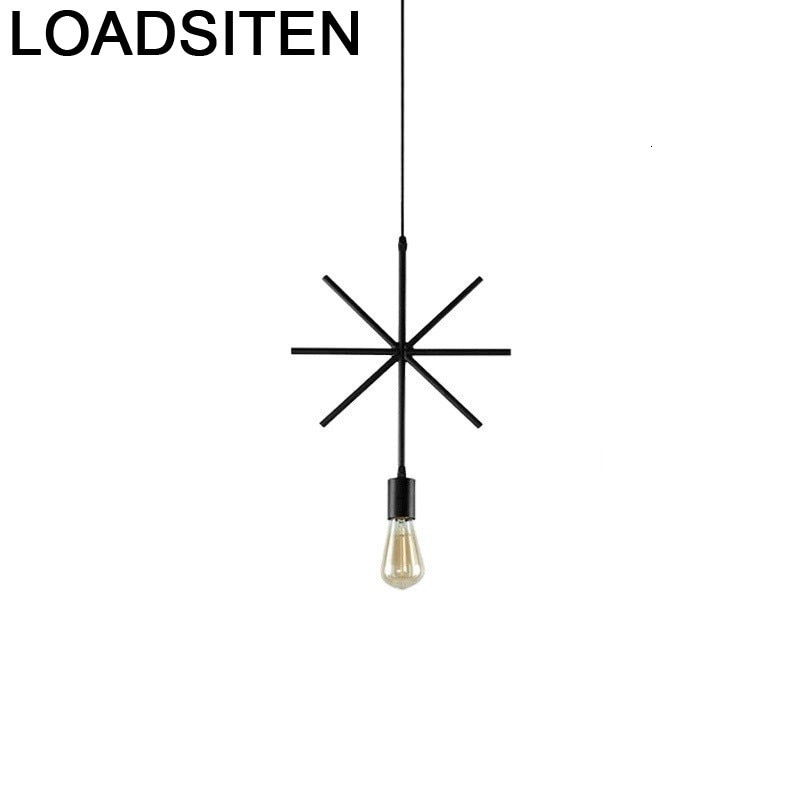 Lámpara Colgante De filtro De Chambre Para uso Industrial, lámpara Moderna