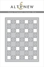2020 Metal Cutting dies Checkered background Die Scrapbooking Paper Craft Handmade Card Punch Art Cutter Decorative Stencil