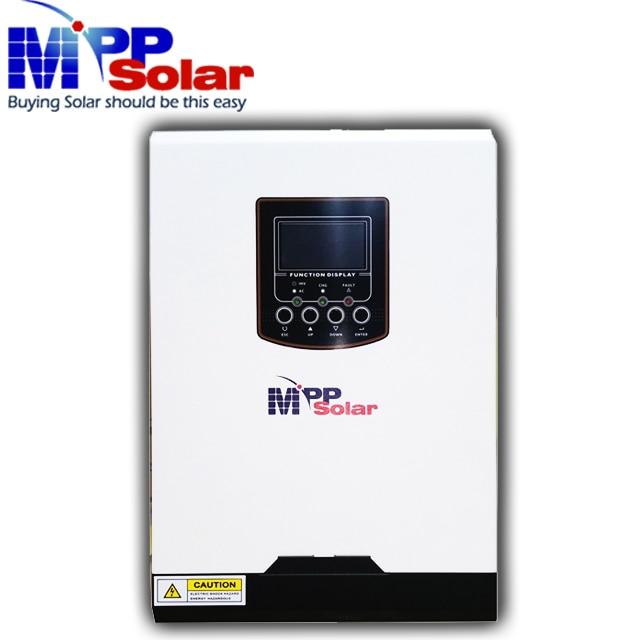 (HSE) 2000 واط زيادة 4000 واط 24 فولت 220vac نقية شرط لموجة العاكس للطاقة الشمسية PWN شاحن بالطاقة الشمسية 50A + شاحن بطارية 20A