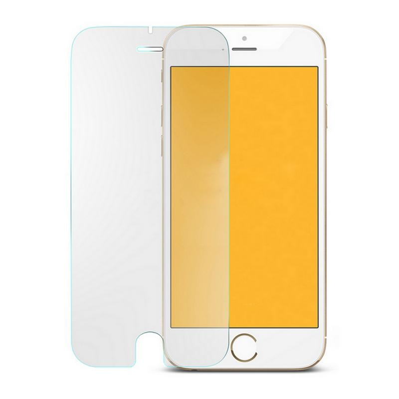 Top Genuine Tempered Glass Screen Protector For Apple iPhone 6 6s 7 8 SE2 Mobile Phone Accessories S