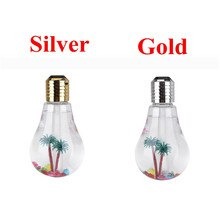 Lamp Humidifier Home Aroma LED Humidifier Air Diffuser Purifier Atomizer A healthy lifestyle gadget