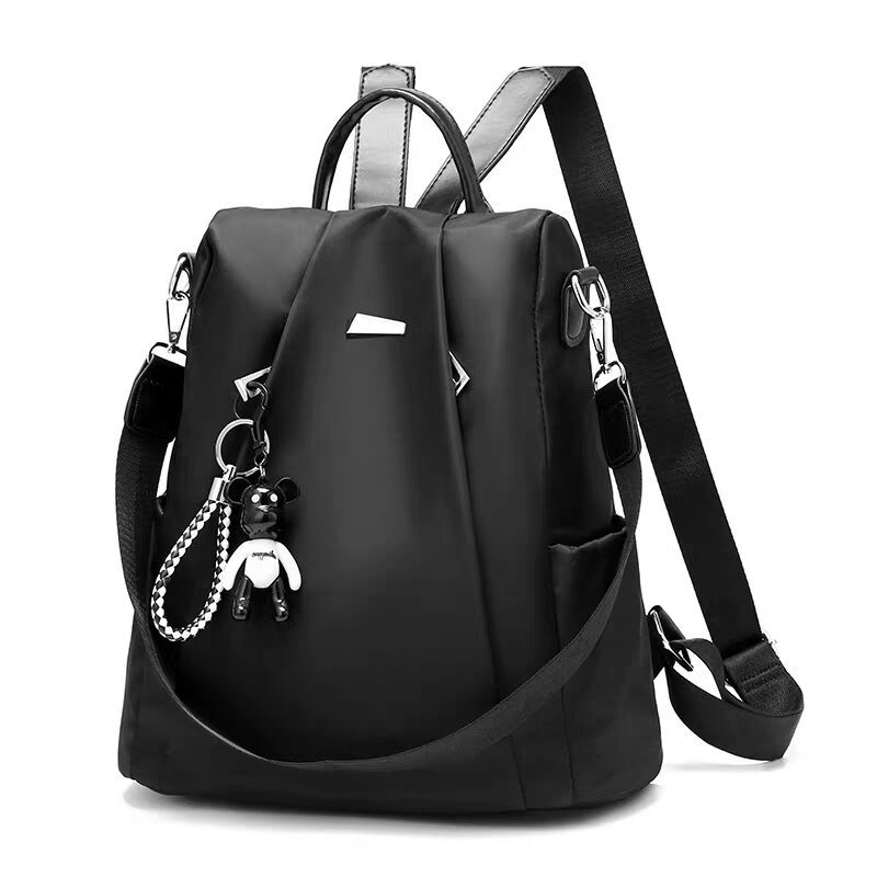 Модные женские рюкзаки, высококачественные рюкзаки из ткани Оксфорд, повседневная Универсальная женская сумка, вместительные дорожные рюк...