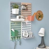 kitchen and bathroom wall mounted racks simple free perforated grid wall mounted orifice rack wall mounted storage hook rack