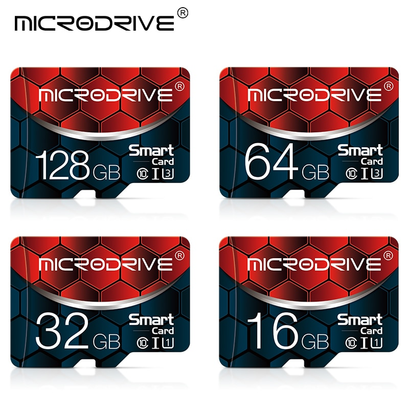 Memory Microsd Card TF Card 8GB 16GB 32GB 64GB Class 10 Flash Micro SD 128GB storage card for Smartp