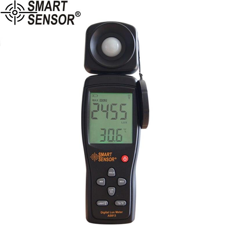 Цифровой Luxmeter Lux/светильник meter для фотографии, фотометр, мини-спектрометр, спектрофотометр, люминометр 100000 Lux tools
