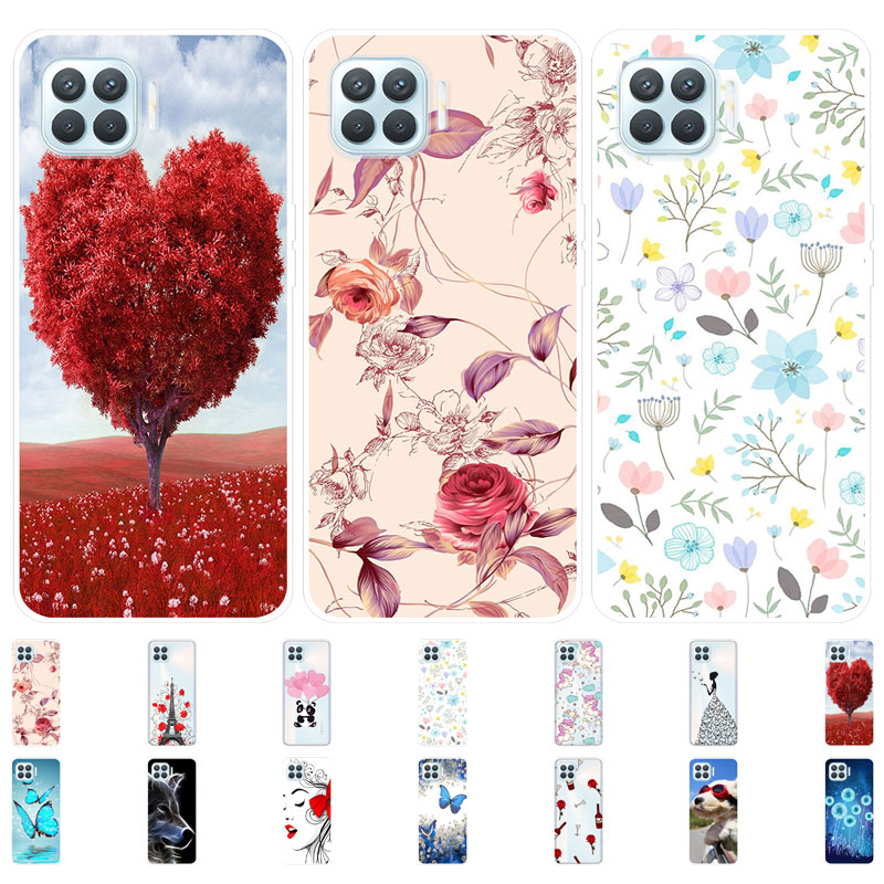 For OPPO F17 Pro Case Silicone Back Cover Phone Case For OPPO F17 Pro Case Soft