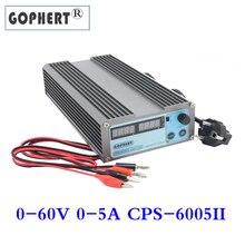 CPS-6005II DC Switching Power Supply 0-60V0-5A DC DC Power Supply 110V/220V