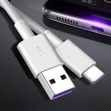 Câble USB Charge rapide USB Type C câble chargeur données Charge USB câble téléphone portable câble caméra USB cordon