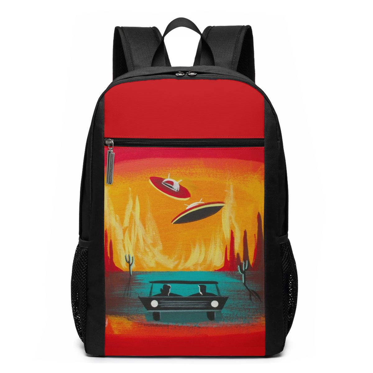 حقيبة ظهر Alien ، حقيبة مدرسية للرجال والنساء ، متعددة الوظائف ، عصرية وعالية الجودة