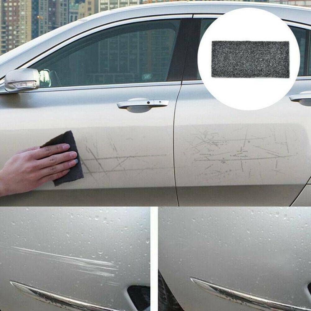 Car Paint Repair Car Scratch Repair Cloth Nano Care Light Remover Voiture Efface Rags Paint Rayure Peinture Scratch P5X7