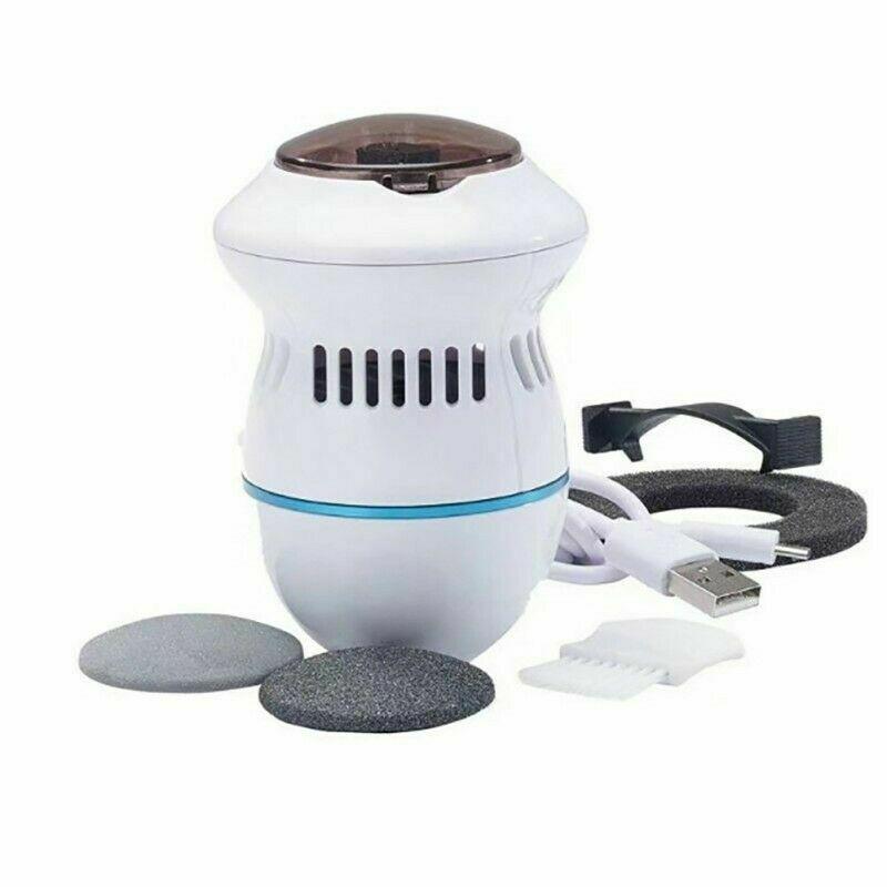 Электрическая шлифовальная машина для ног, электрические педикюрные инструменты для ухода за ногами, инструмент для удаления омертвевшей кожи и мозолей, полировщик для ног