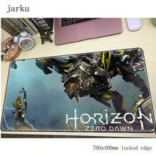 horizon zero dawn mousepad gamer 700x400X3MM gaming mouse pad large cool new notebook accessories laptop padmouse ergonomic mat