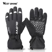 bicycle goods bike accessories cycling winter sports men women ski warm motorcycle touch driving waterproof reflective gloves