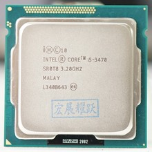 Processador intel core i5-3470 i5 3470 (6 m cache, 3.2 ghz) lga1155 computador computador desktop cpu intel 3470