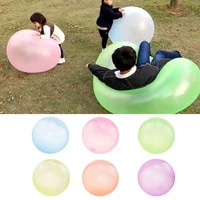 magic bubble balloon transparent bounce inflatable funny toy ball inflatable balls for outdoor indoor play childrens toy