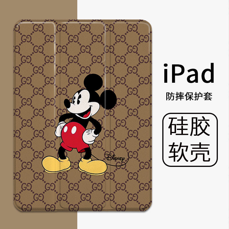 Чехол для ipad Disney, чехол для ipad air 4, чехол для iPad 10,2 2020, чехол для iPad 4/3/2, мини чехол для iPad 2017/2018, чехол для планшета iPad 2/3/4 с Микки чехол