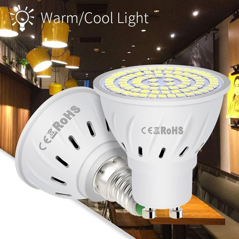 Светодиодная лампочка E27 GU10, точечный светильник E14, лампочка-кукуруза B22, лампочки-свечи 220 В, ампула MR16, светодиодные лампочки 3 Вт, 5 Вт, 7 Вт д...