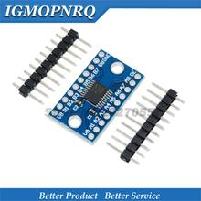 5 pièces 3.3V 5V TXS0108E convertisseur de niveau logique 8 canaux convertir TTL convertisseur mutuel bidirectionnel