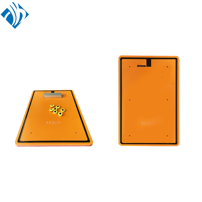 USB RS-485 Fdx-B HDX Animal Tag Microchip Reader ISO11785/84 Animal Tag Scanner Panel Type Electronic Ear Identification Reader enlarge