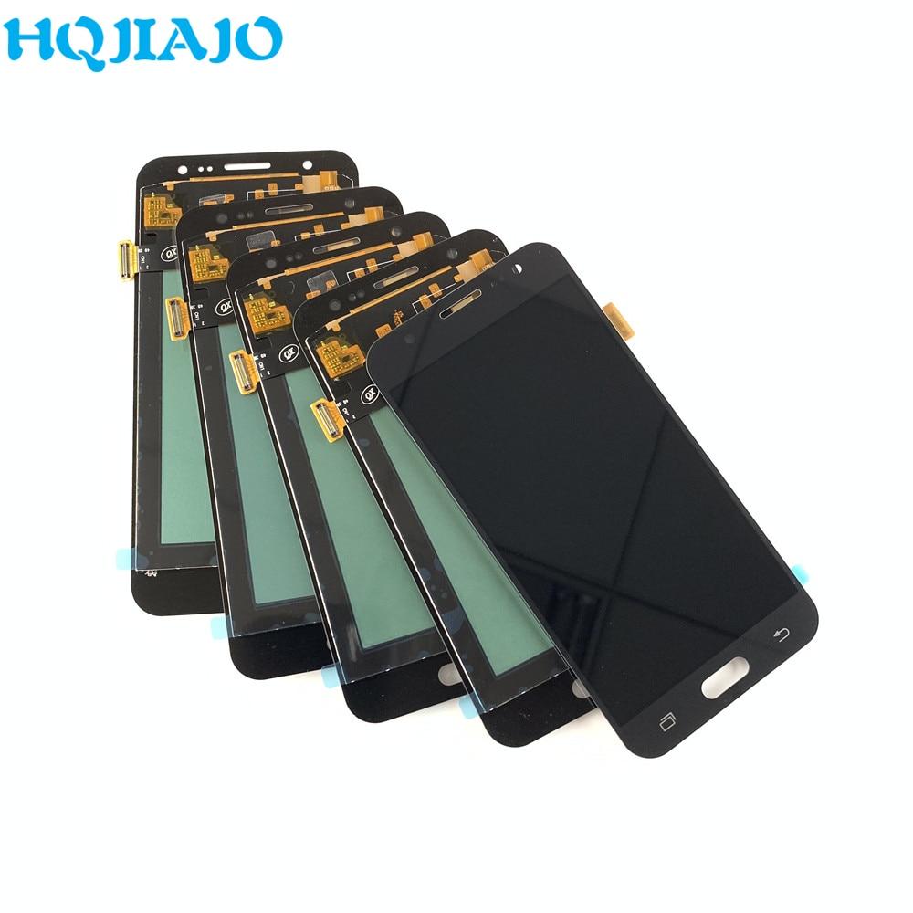 5 قطعة TFT Incell LCD لسامسونج J320 J3 J500 J5 LCD عرض تعمل باللمس محول الأرقام لسامسونج غالاكسي J3 J5 J320 J500 LCD