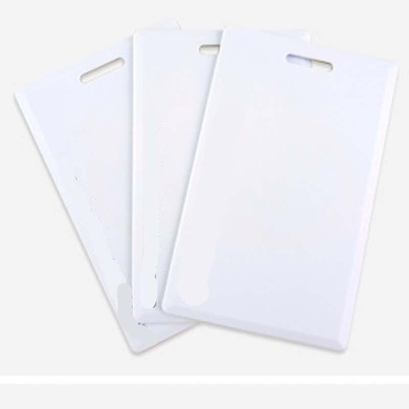 Tarjeta de acceso de identificación gruesa, Chip de tarjeta de acceso de...