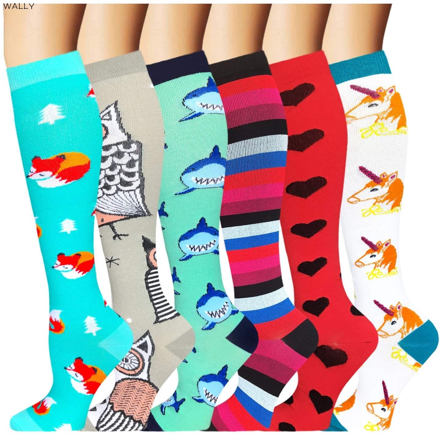 Компрессионные чулки 30 Mmgh до колена носки спортивные носки отек варикоз марафон медсестры Компрессионные носки Для женщин Мужчины венотекс чулки компрессионные до колена для женщин 2с114 р m бежевые