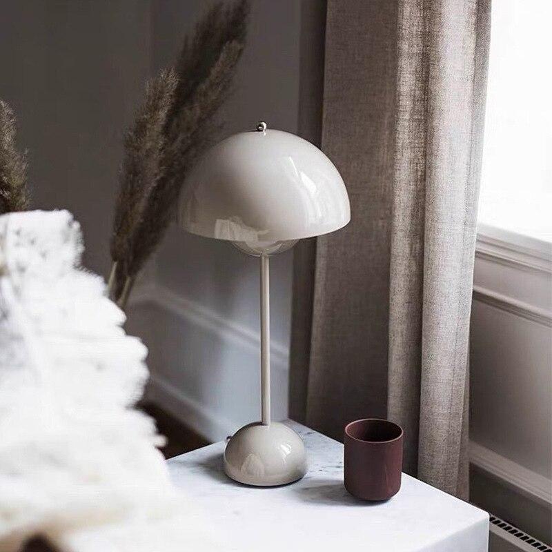 Настольная лампа для цветочного горшка, настольные лампы для спальни, кабинета, 20 см, 25 см, VP3, настольные лампы для гостиной, дома и офиса