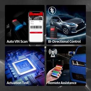 Image 5 - Thinkcar ThinkDiag полный OBD2 все системы диагностический инструмент 15 сброс сервиса актуации тест ЭБУ кодирование автомобильный считыватель кодов Сканер