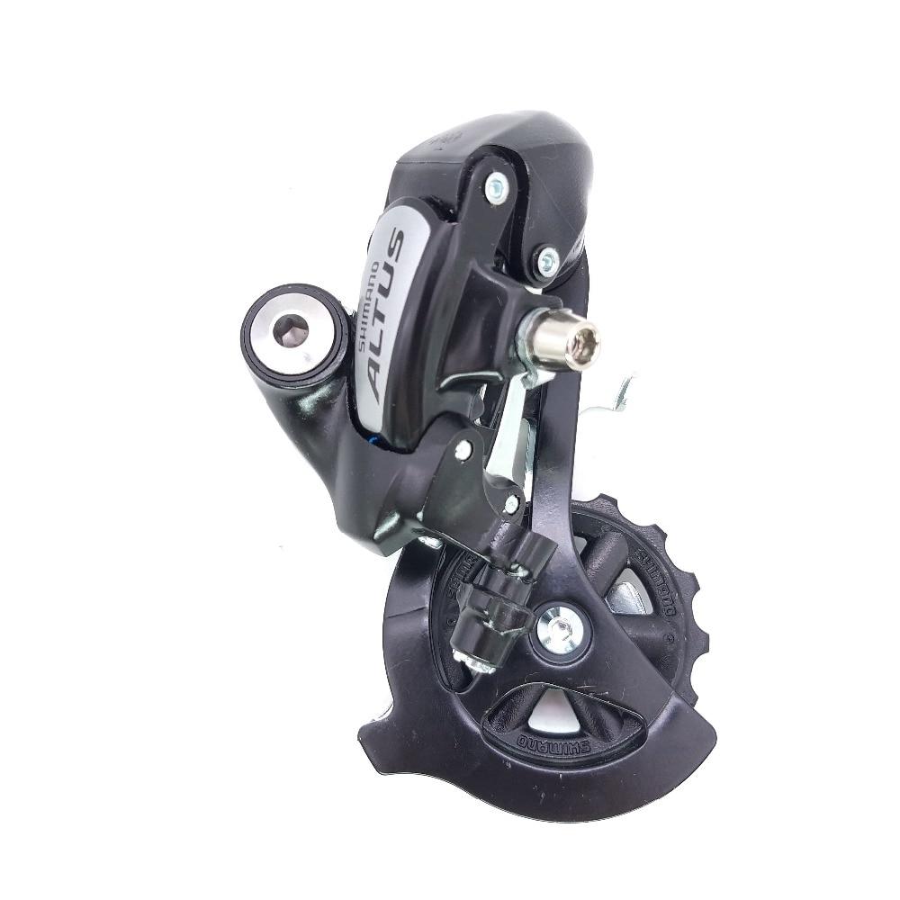 Desviador de bicicleta ALTUS RD-M310 M310 MTB bicicleta de montaña 7/8/24 Velocidad de ciclismo desviador trasero