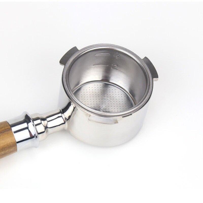 1 taza de filtro de café 51mm canasta de filtro no presurizado para Breville Delonghi filtro Krups productos de café accesorios de cocina