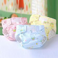 Couche-culotte de bain bébé imperméable à leau réglable couches en tissu pantalon de piscine couverture de couche-culotte de natation réutilisable lavable couches de bébé