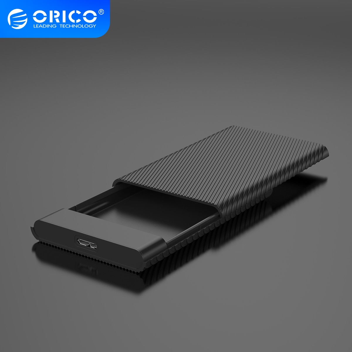 ORICO USB3.0 HDD SSD Adapter 2.5 inch Externl HDD Case 5 Gbps HDD Enclosure with Auto Sleep UASP Fun