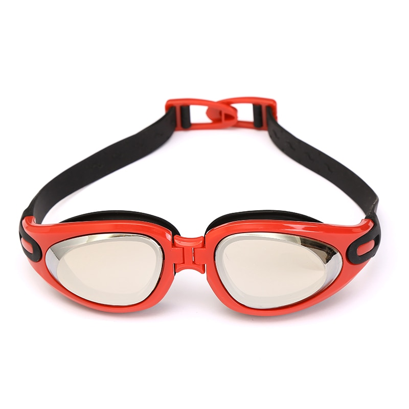 Kids Anti-fog Swimming Goggles Waterproof Swimming Glasses Silicone Lens Professional Male And Female Diopter Optical Glasses