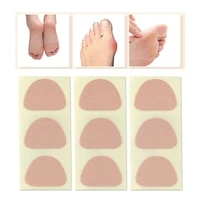 10pcs forefoot protector foot care sticker invisible patch pain relief anti wearing heel sticker pedicure patch foot care tools