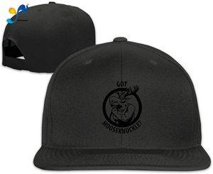 Yellowpods Got Moose Men's Relaxed Medium Profile Adjustable Baseball Cap