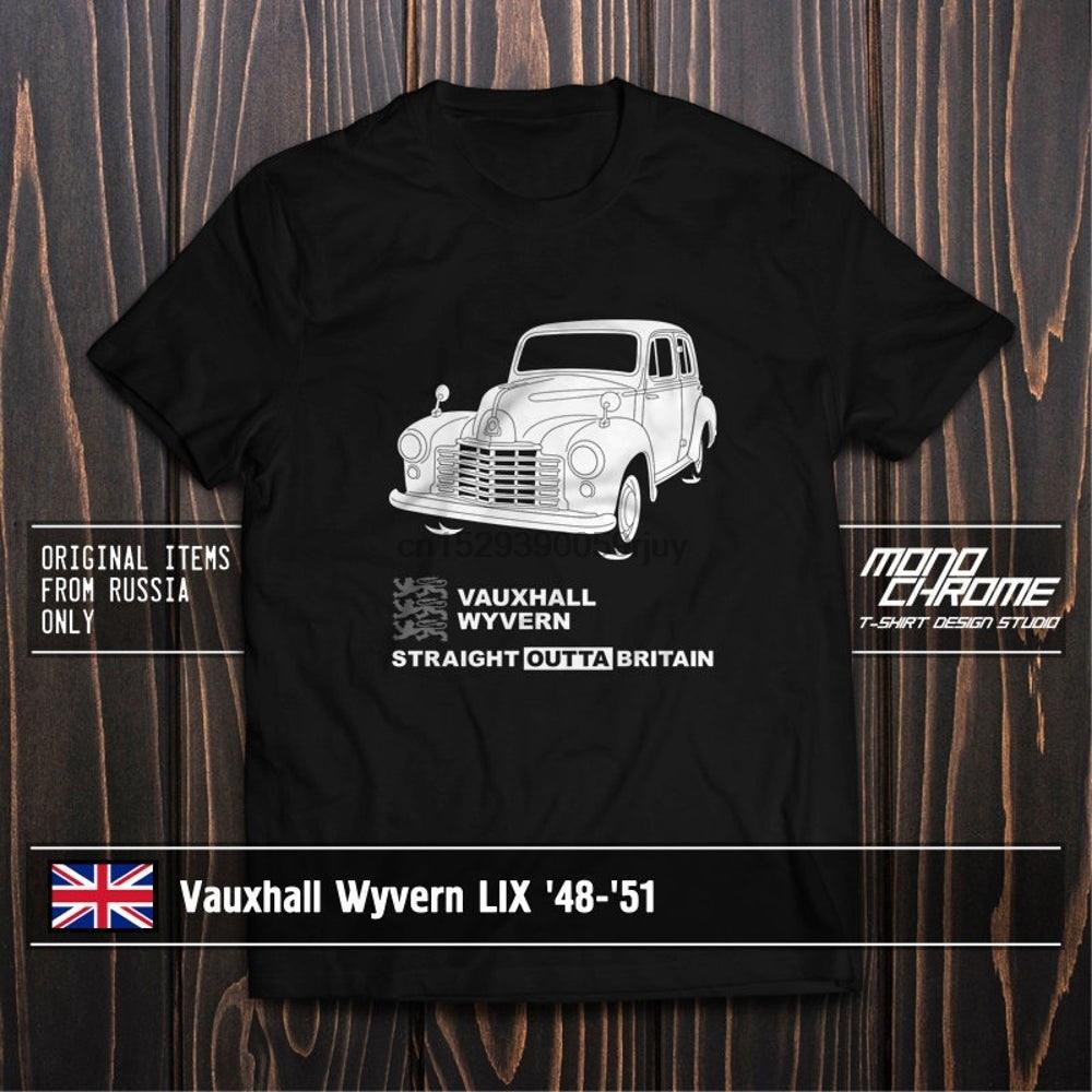 Camiseta Vauxhall Wyvern LIX 48 51