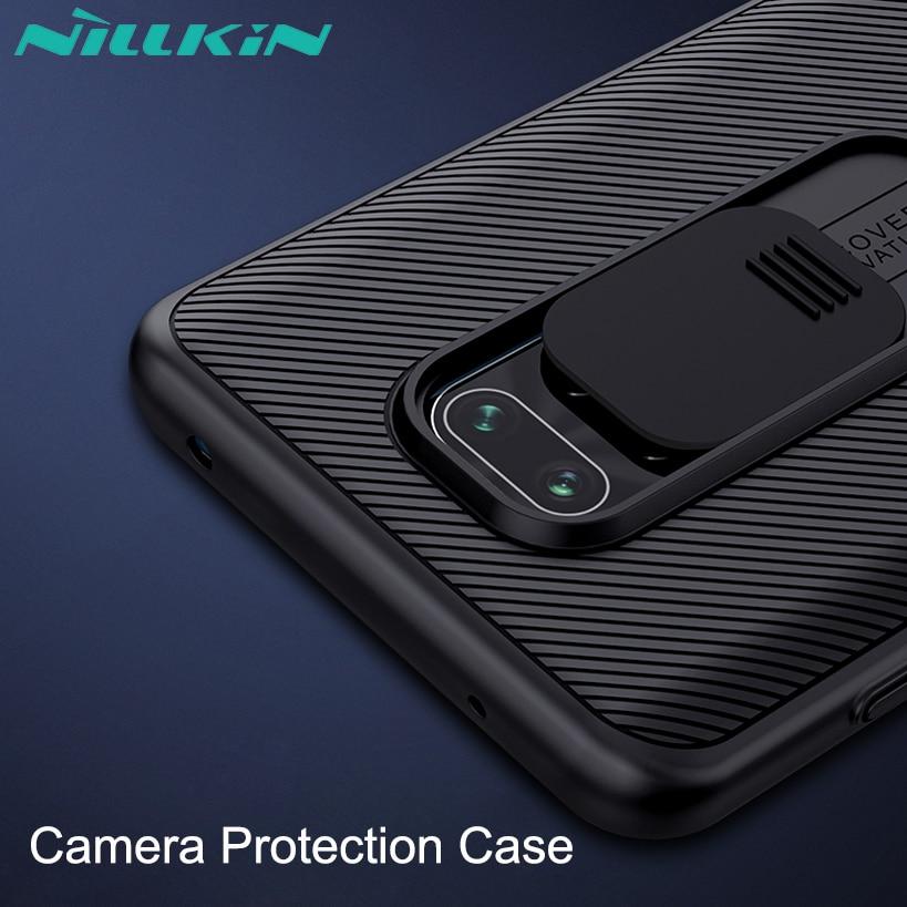 Funda protectora para cámara xiaomi redmi 10X Pro 5G NILLKIN Camshield cubierta protectora para lentes funda protectora para redmi 10X 5G