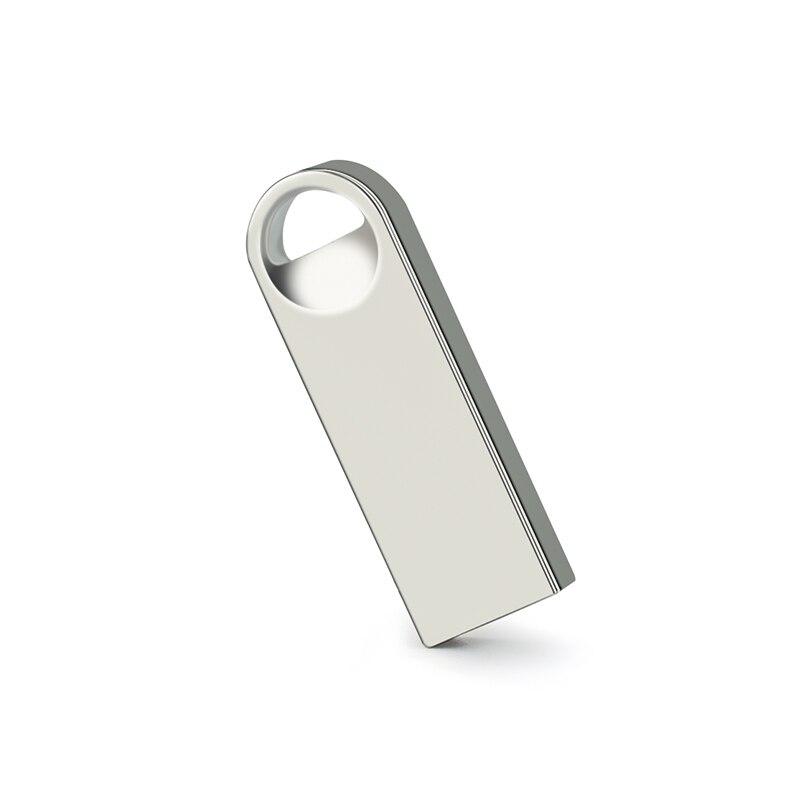 Más de 10 Uds logotipo gratis unidad Flash USB de Metal 2,0...