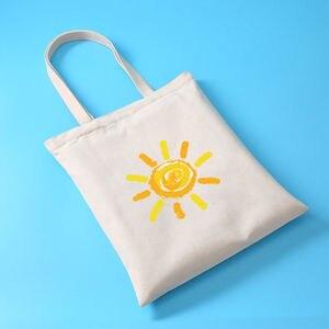 Korean version of Harajuku ulzzang messenger canvas bag female student Korean version of shoulder simple cloth bag
