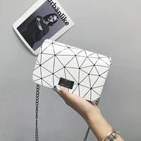 ladies fashion shoulder bag 2021 new female messenger bag handbag all match crack printing all match messenger bag