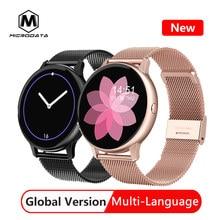 MicroData X3 Smartwatch Health Heart Rate Sleep 8 Sports Modes IP67 Waterproof Smart Watch