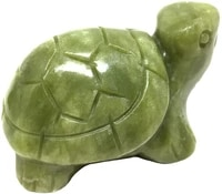 natural stone jade crystal handmade carved tortoise green jade turtle gifts natural stones and crystals