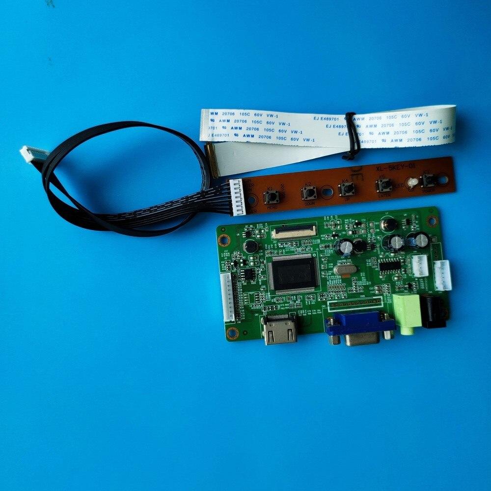 كيت ل NT116WHM-N23/NT116WHM-N44 1366x768 EDP سائق HDMI VGA المراقب المجلس moitor 30pin LCD LED لوحة الشاشة