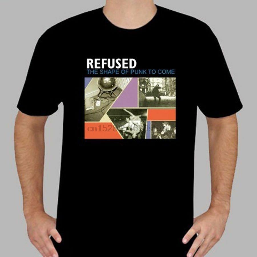 Camiseta banda recusada do punk rock
