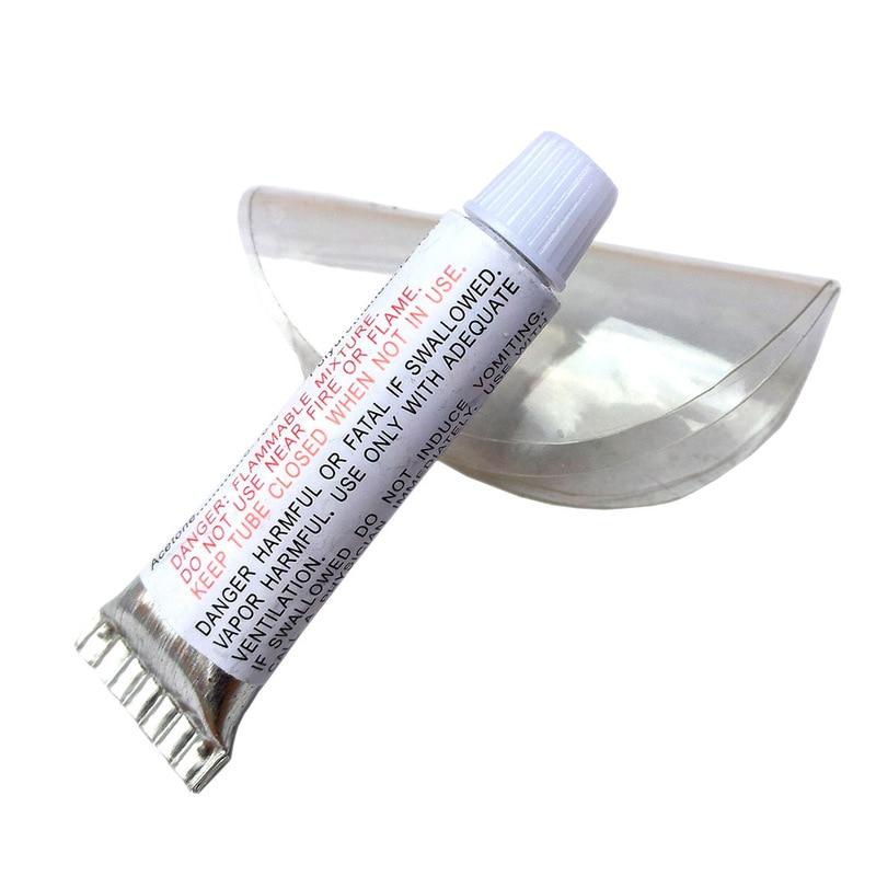 PVC αυτοκόλλητο φουσκωτό σκάφος επισκευής κόλλας επισκευής τρυπήματος κόλλας, κιτ επισκευής, μπαστούνια καγιάκ, κόλλα για πισίνα